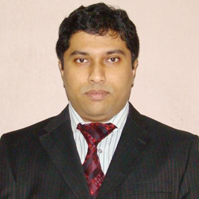 Dr Sandeep Saha