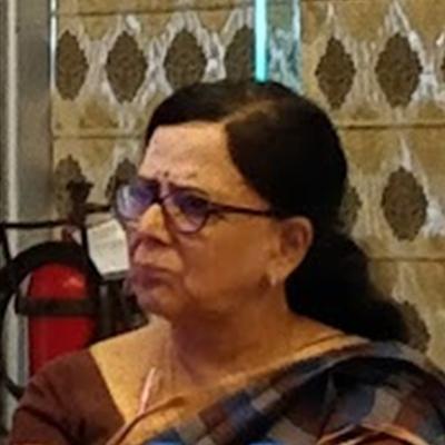Dr Sarmila Chandra